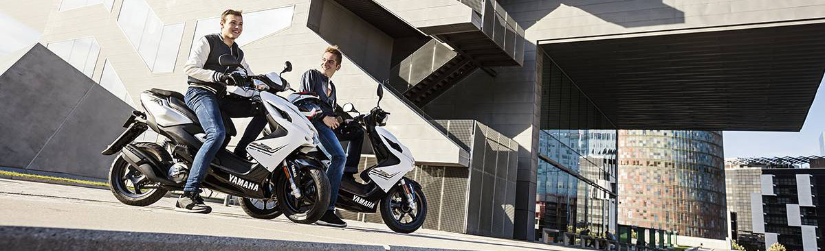 Yamaha mopeder