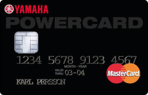 Yamaha Powercard