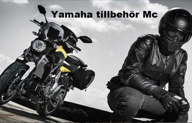 mc tillbehör yamaha