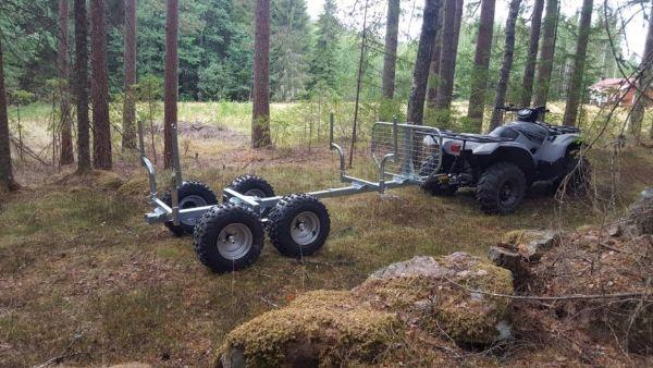 Timmervagn eko